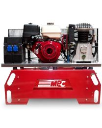 Moto-Compressor com generador THUNDER 130/5EM