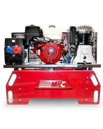 Moto-Compressor com generador THUNDER 130/7ET