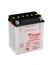 Bateria Yuasa 12N11-3A-1 11Ah 90x135x155