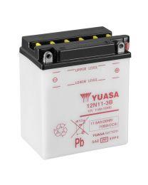 Bateria Yuasa 12N11-3B 11Ah 90x135x155