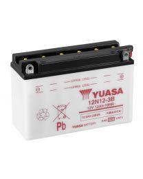 Bateria Yuasa 12N12-3B 12Ah 76x202x134