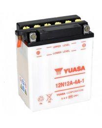 Bateria Yuasa 12N12A-4A-1 12Ah 80x134x160