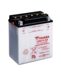 Bateria Yuasa 12N14-3A 14Ah 89x134x166