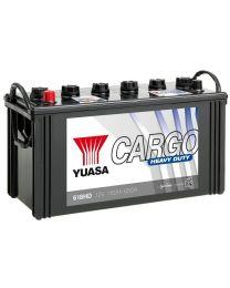 Bateria Yuasa 618HD 12V 110Ah 650A +E 407x174x231