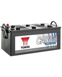 Bateria Yuasa 625HD 12V 200Ah 1050A +E 513x272x242