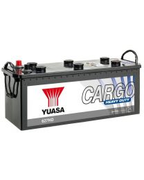 Bateria Yuasa 627HD 12V 143Ah 900A +E 513x189x223