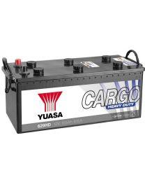 Bateria Yuasa 629HD 12V 180Ah 1050A +E 513x223x223