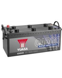 Bateria Yuasa 629SHD 12V 180Ah 1150A +E 513x223x223