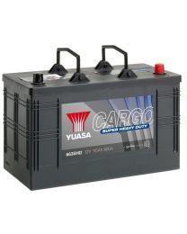 Bateria Yuasa 663SHD 12V 115Ah 800A +D 345x172x232