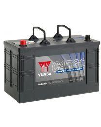 Bateria Yuasa 664SHD 12V 115Ah 800A +E 345x172x232