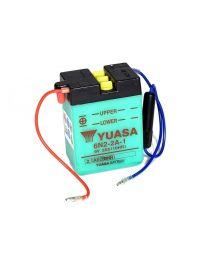 Bateria Yuasa 6N2-2A-1 2Ah 47x70x96