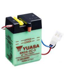 Bateria Yuasa 6N2A-2C-3 2Ah 47x70x106