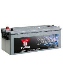 Bateria Yuasa 725GM 12V 230Ah 1200A +E 518x273x242