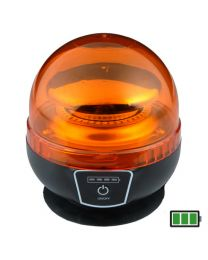 Pirilampo Rotativo LED a Bateria R65