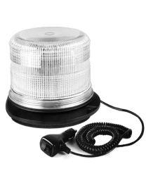 Pirilampo Rotativo LED 4 em 1 (3 LEDs x 3W)