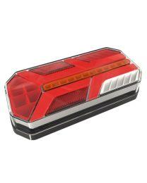 Farolim LED Traseiro Multifunções Dynamic Esquerdo