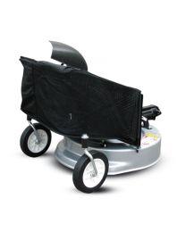 Corta-relvas 100 cm. com recolhedor anterior de 60 l. para rodas 4.00-8