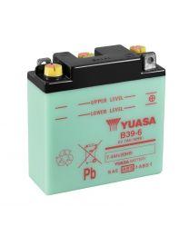 Bateria Yuasa B39-6 7Ah 48x126x126