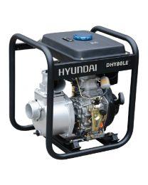Motobomba Hyundai DHY80LE