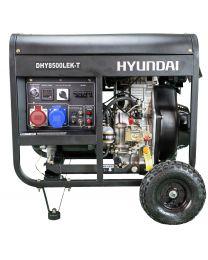 Gerador Diesel Trifásico DHY8500LEK-T (FULL POWER)