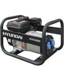 Gerador Gasolina 2,75 kVA Hyundai HYK4000