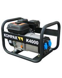 Gerador Gasolina Monofásico Kompak K4000