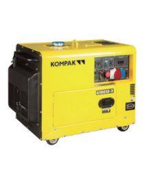 Gerador Diesel Trifásico Kompak K6100SE-3