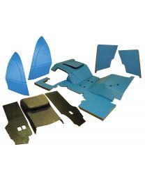 Acabamento – Kit revestimento (sem forro no tecto)
