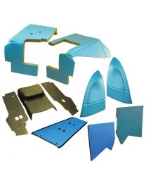 Acabamento – Kit Completo (sem forro de tecto)