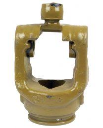 Forquilhas Homocinética para o tubo (Dimensão da cruzeta: 36 x 89 & 32 x 106mm) Perfil de tubo: Limão, Tamanho do tubo: 39.5 x 4.5mm, Ref. de tubo: 1bGA.