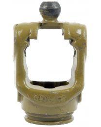 Forquilhas Homocinética para o tubo (Dimensão da cruzeta: 36 x 89 & 32 x 106mm) Perfil de tubo: Estrela, Tamanho do tubo: 47 x 4.5mm, Ref. de tubo: S5G.