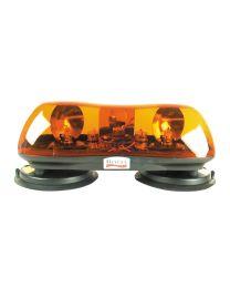 Aerolight Bar - Halogen - Magnético, Comprimento: 420mm, Volts: 24V.