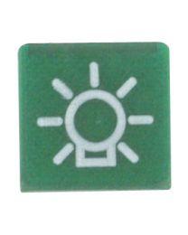 Simbolo Main Beam