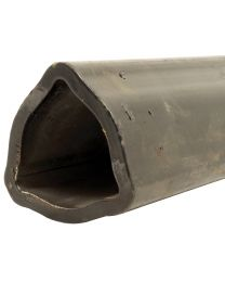 revestido a Teflon PTO Tubo Triangular Perfil de tubo , Comprimento: 1M (24574)