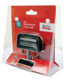 LED Farolim chapa de matricula, 12-24V