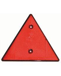Refletor - Triangular (vermelho) 150mm