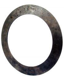 Placa anilha Belleville