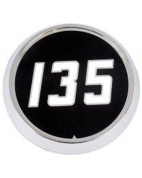 Medalhão - MF 135 (Plástico)