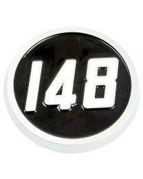 Medalhão - MF 148 (Plástico)