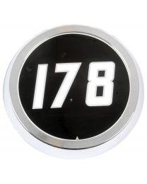 Medalhão - MF 178 ()