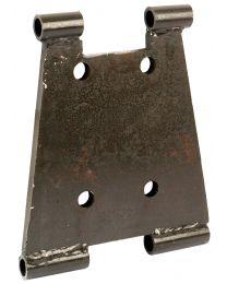 Plate - Auto Hitch 3/4'' Hole