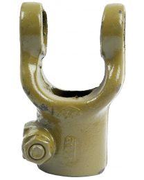 Forquilhas Non-Interfering (Dimensão da cruzeta: 23.8 x 61.2mm) Diametro Ø30mm, Tamanho de chave em: 8mm.