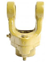 PTO Shearbolt Clutch (Dimensão da cruzeta: 27 x 70mm) Tamanho: 1 3/8''-6 Estrias