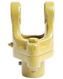 PTO Shearbolt Clutch (Dimensão da cruzeta: 32 x 76mm) Tamanho: 1 3/8''-6 Estrias