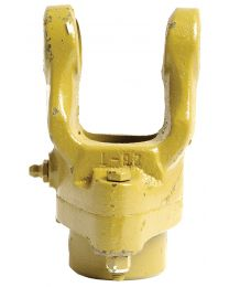 PTO Shearbolt Clutch (Dimensão da cruzeta: 23.8 x 61.2mm) Tamanho: 1 3/8''-6 Estrias