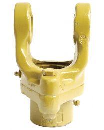 PTO Shearbolt Clutch (Dimensão da cruzeta: 30.2 x 92mm) Tamanho: 1 3/4''-6 Estrias