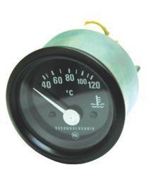 Manómetro de temperatura, Temperatura de funcionamento: ,