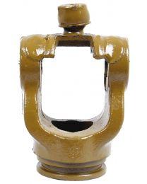 Forquilhas Homocinética para o tubo (Dimensão da cruzeta: 27 x 75 & 24 x 91mm) Perfil de tubo: Limão, Tamanho do tubo: 34.5 x 4mm, Ref. de tubo: OvGA.