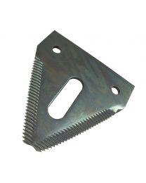 Secção de facas Serrilha por cima Aplicavel em: 420.100.045