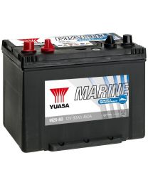 Bateria Yuasa M26-80 12V 80Ah 450A +E 260x174x225